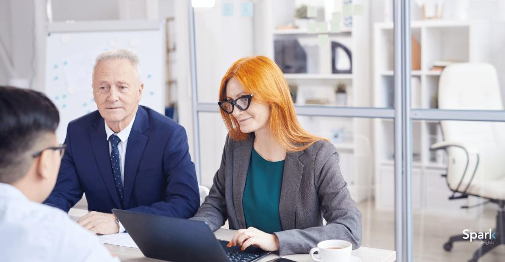 Perguntas frequentes em entrevistas em inglês para gestores